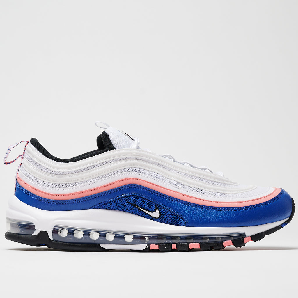 AIR MAX 97 - WHITE/WHITE-GAME ROYAL