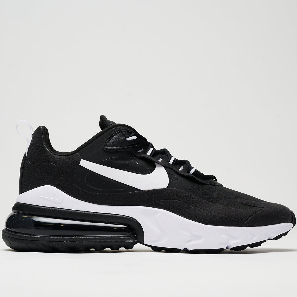 AIR MAX 270 REACT - BLACK/WHITE-BLACK
