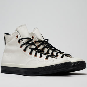CONVERSE M'S FOOTWEAR CHUCK 70 HIGH TOP - WHITE ALYSSUM/BLACK/EGRET