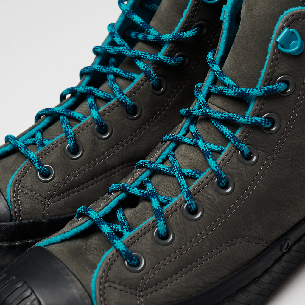 BOSEY WATER-REPELLENT CHUCK 70 HIGH TOP - CARBON GREY