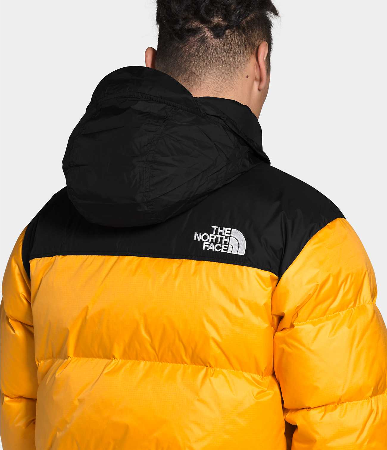 THE NORTH FACE M'S OUTDOOR JKT M 1996 RETRO NUPTSE JACKET - SUMMIT GOLD