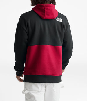 GRAPHIC COLLECTION ZIP HOODIE - TNF RED