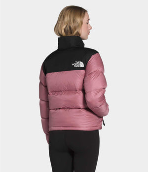 THE NORTH FACE W'S OUTDOOR JKT W 1996 RETRO NUPTSE JACKET - MESA ROSE