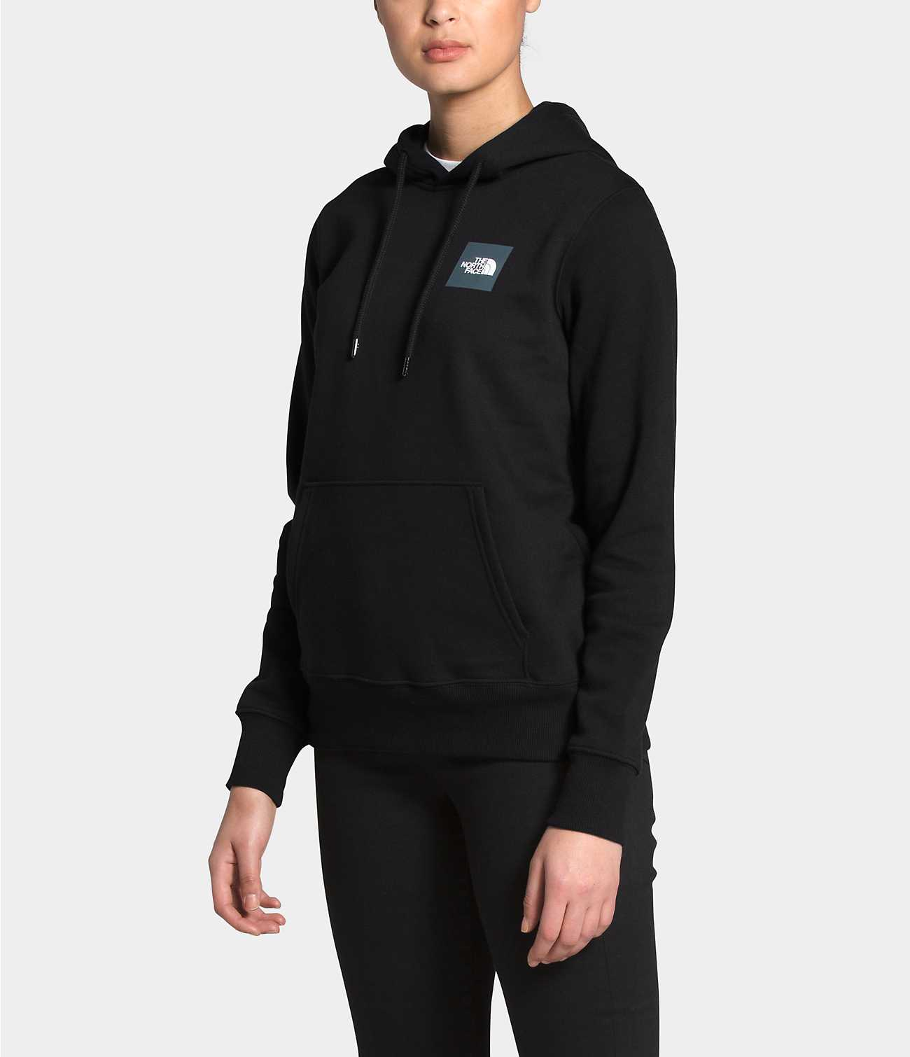 THE NORTH FACE W'S HOODIES W BOX PULLOVER HOODIE
