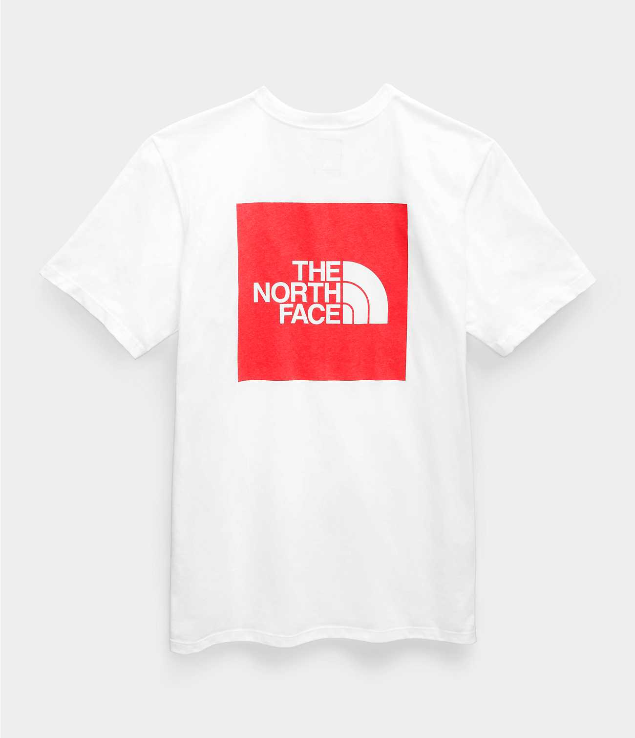 THE NORTH FACE M'S T-SHIRTS SHORT SLEEVE RED BOX TEE