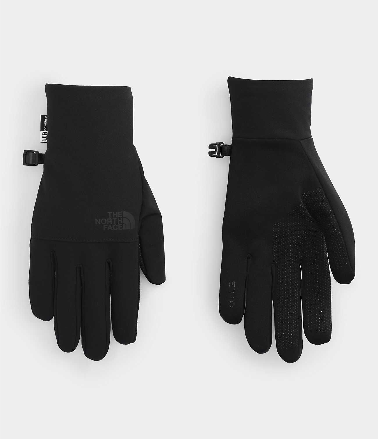 THE NORTH FACE W'S GLOVES W ETIP RECYCLED TECH GLOVE