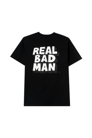 REAL BAD MAN M'S T-SHIRTS RBM LOGO SS TEE VOL. 6