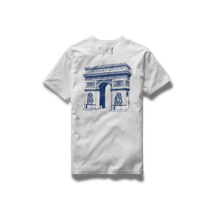 VICTORY JOURNAL TRIOMPHE T-SHIRT