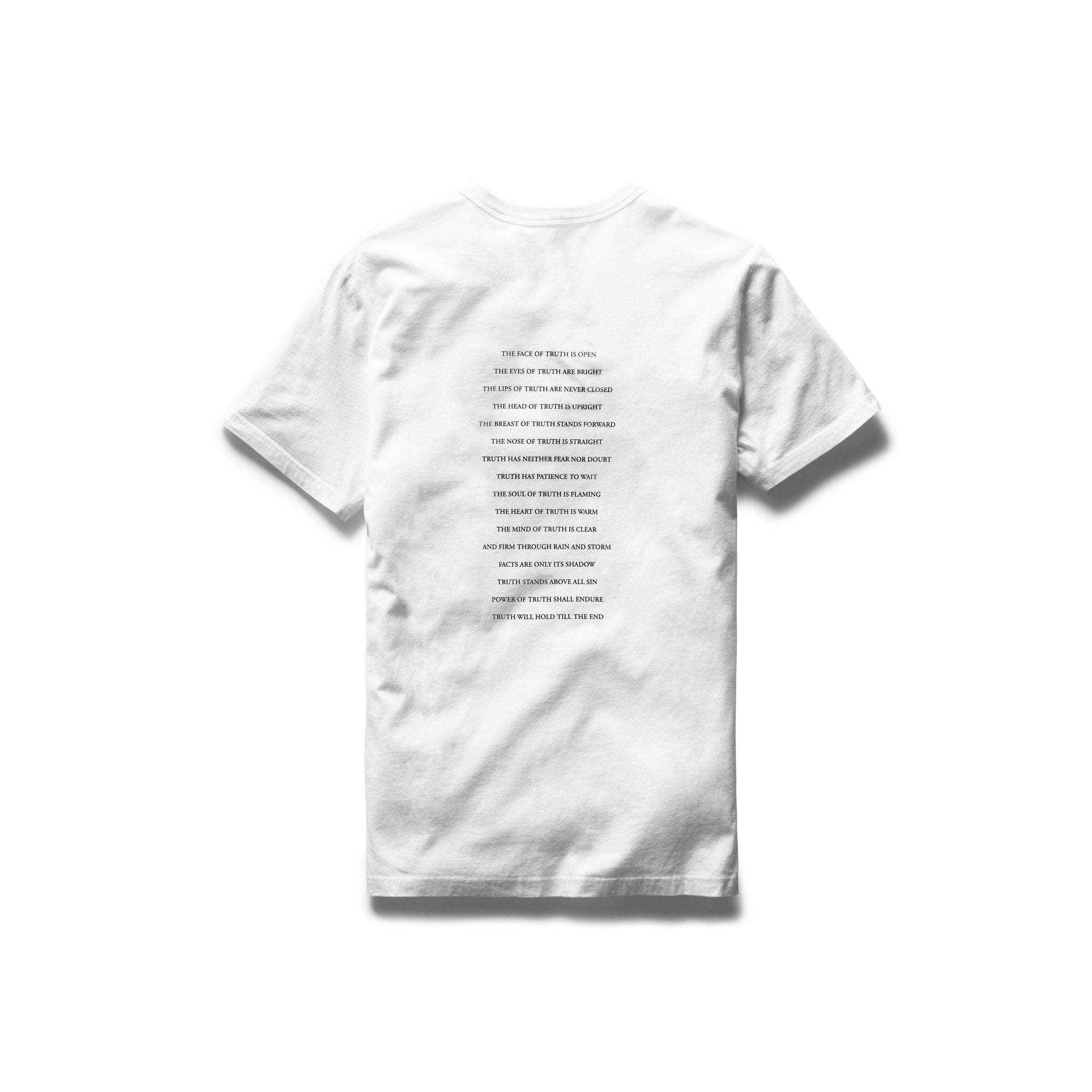 REIGNING CHAMP M'S T-SHIRTS MUHAMMAD ALI TRUTH T-SHIRT