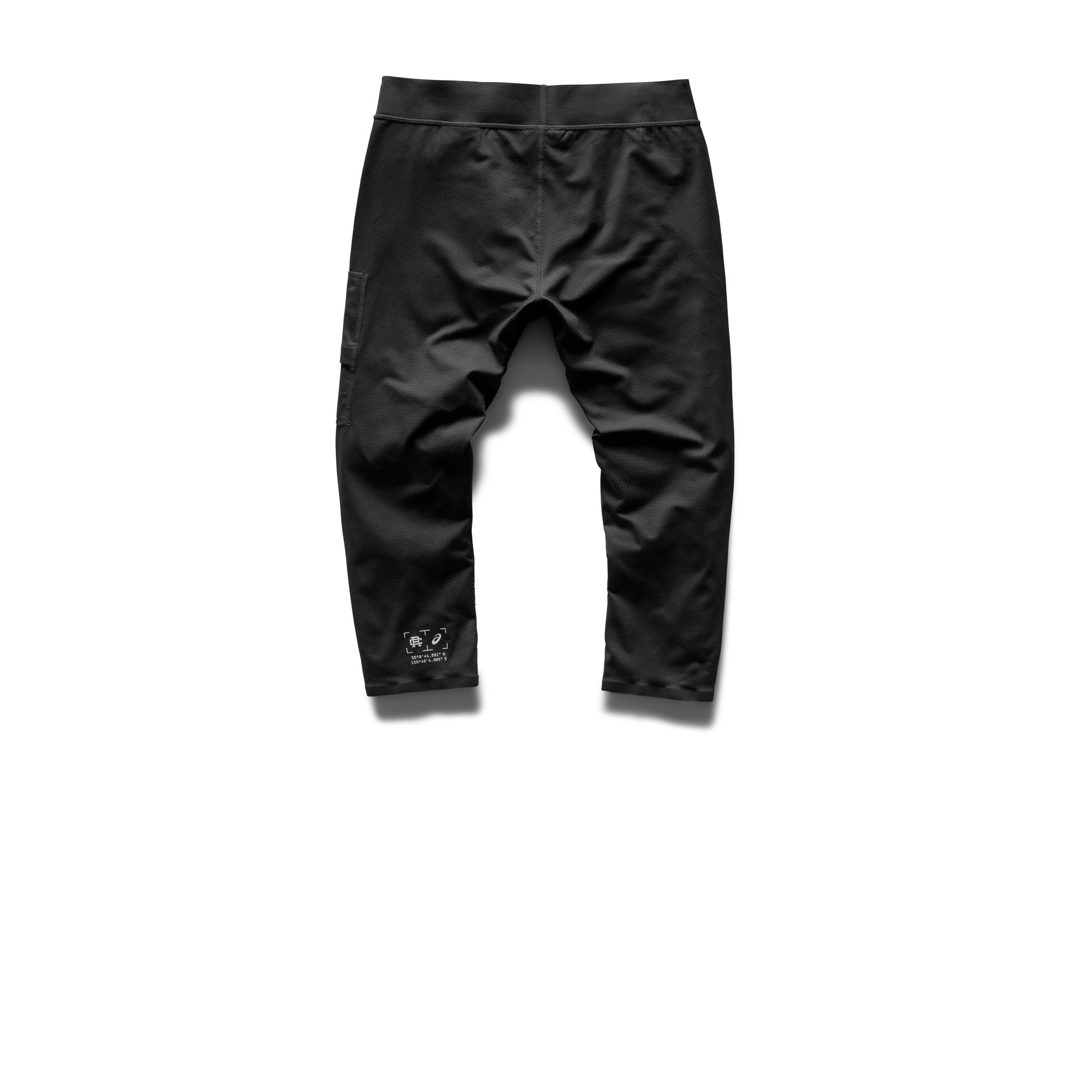 ASICS M'S PANTS 3/4 TIGHT X REIGNING CHAMP