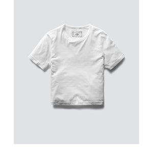 REIGNING CHAMP W'S T-SHIRTS BOX FIT T-SHIRT