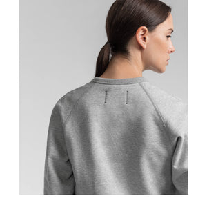 REIGNING CHAMP W'S HOODIES RELAXED CREWNECK