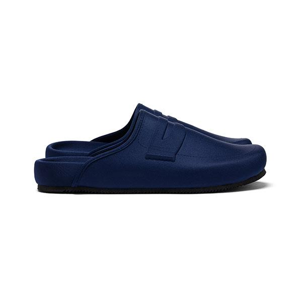 RONE M'S FOOTWEAR LOAFER MULE - NAVY