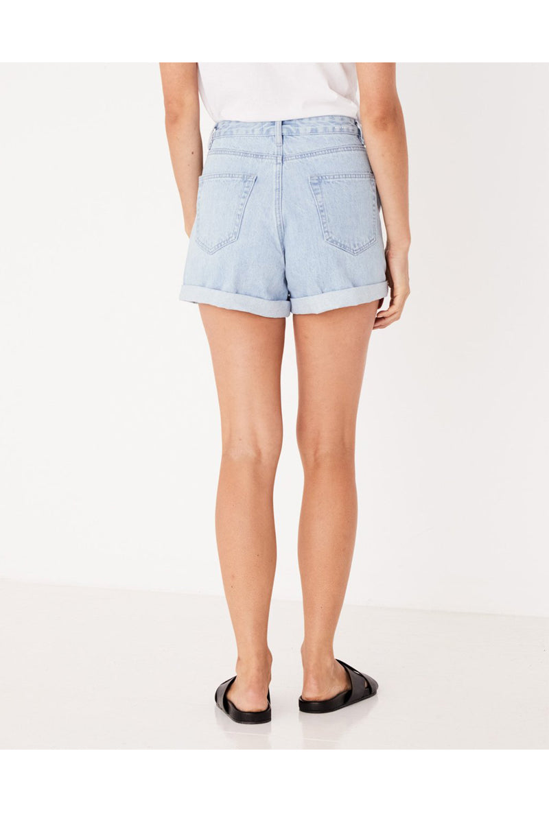 ASSEMBLY LABEL ROLLED HEM SHORTS