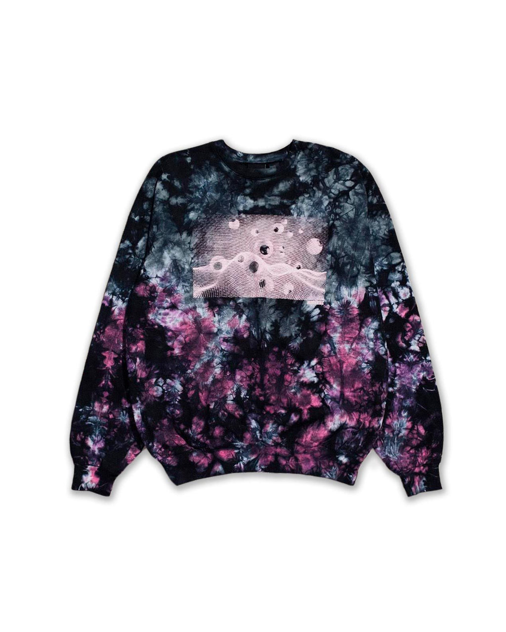 WAKE IN SPACE CREWNECK