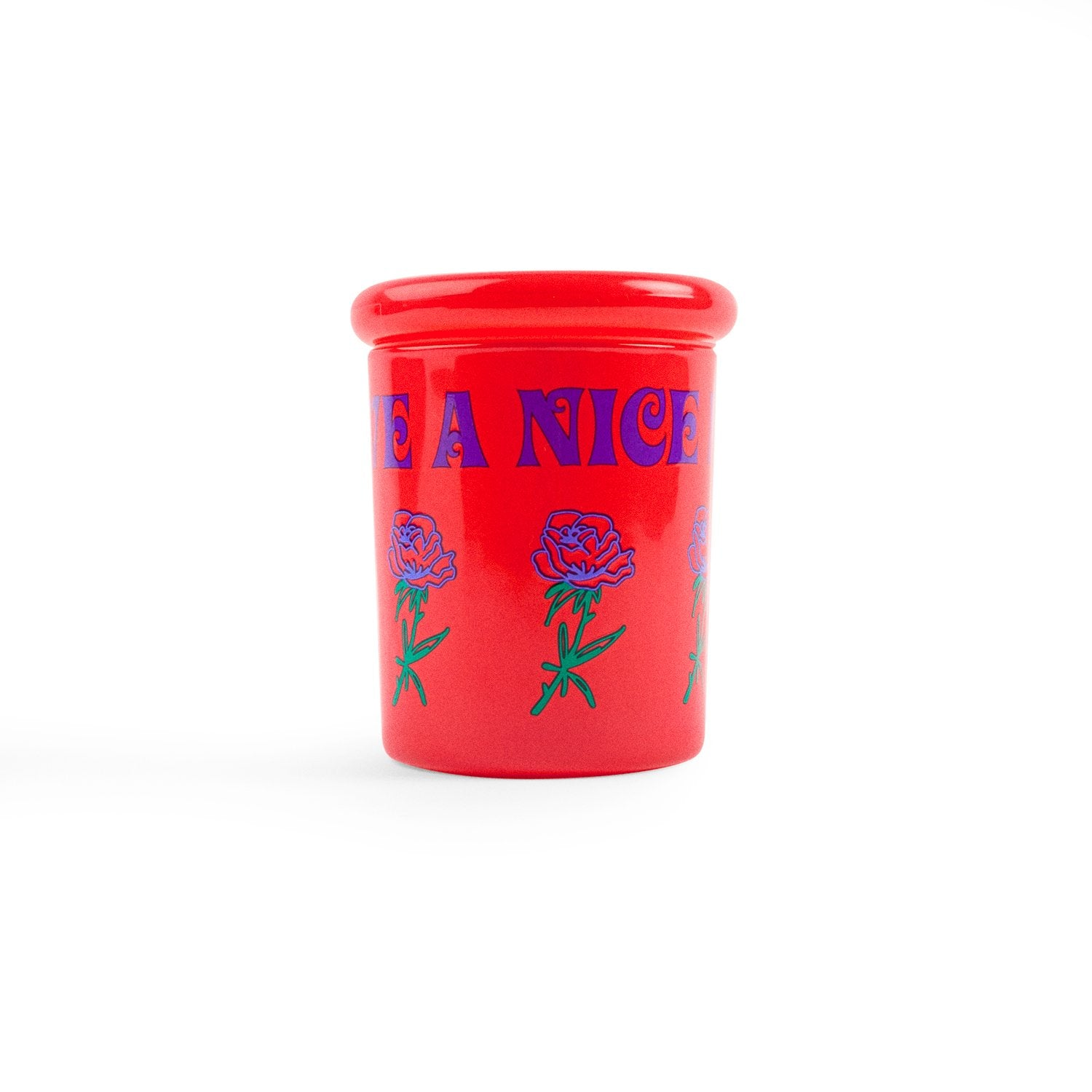 SUPERETTE COUNTER ACCESSORIES FOREVER STASH JAR - CHERRY KUSH