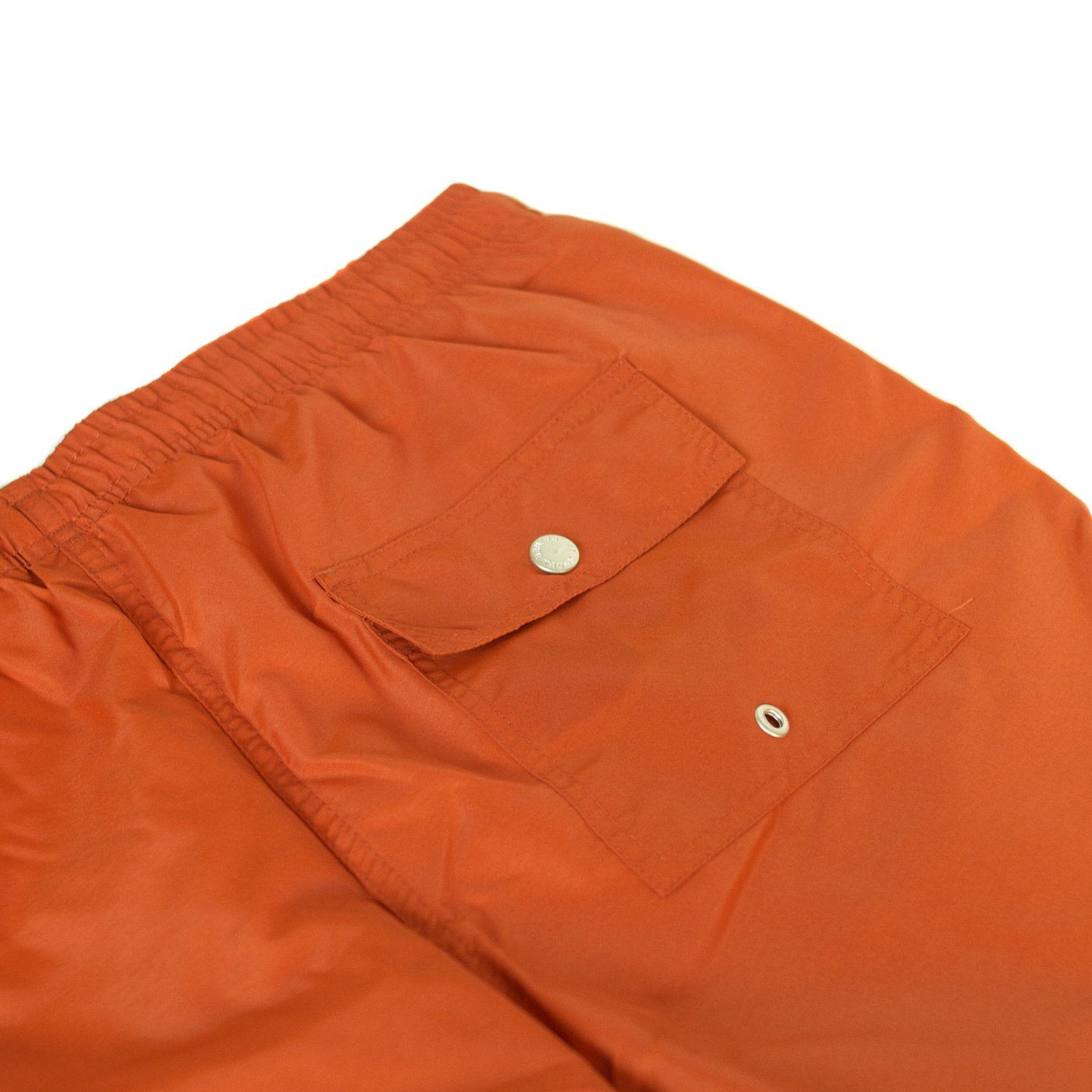 BATHER M'S SHORTS SOLID ORANGE SWIM TRUNK
