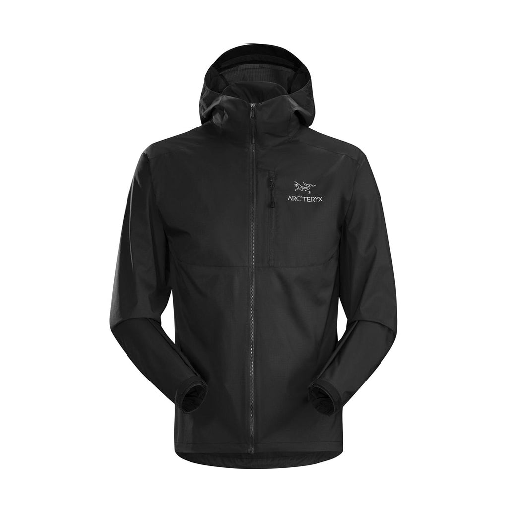 ARC'TERYX M'S HOODIES BLACK S SQUAMISH HOODY