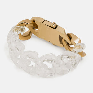 VITALY JEWELERY STATIC X CLEAR BRACELET