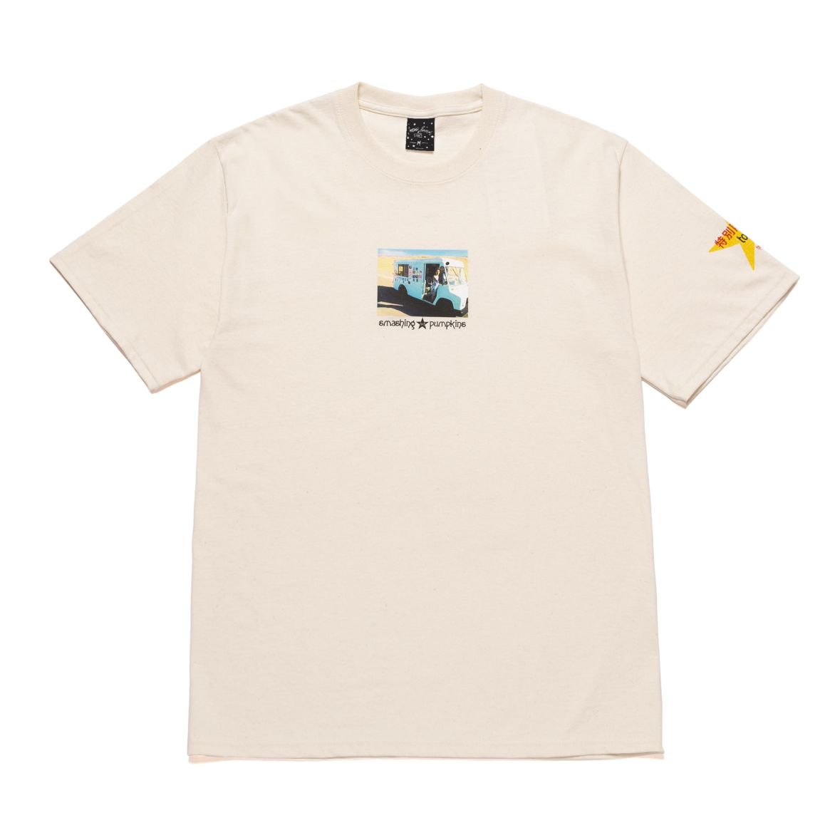 HUF M'S T-SHIRTS TODAY T-SHIRT