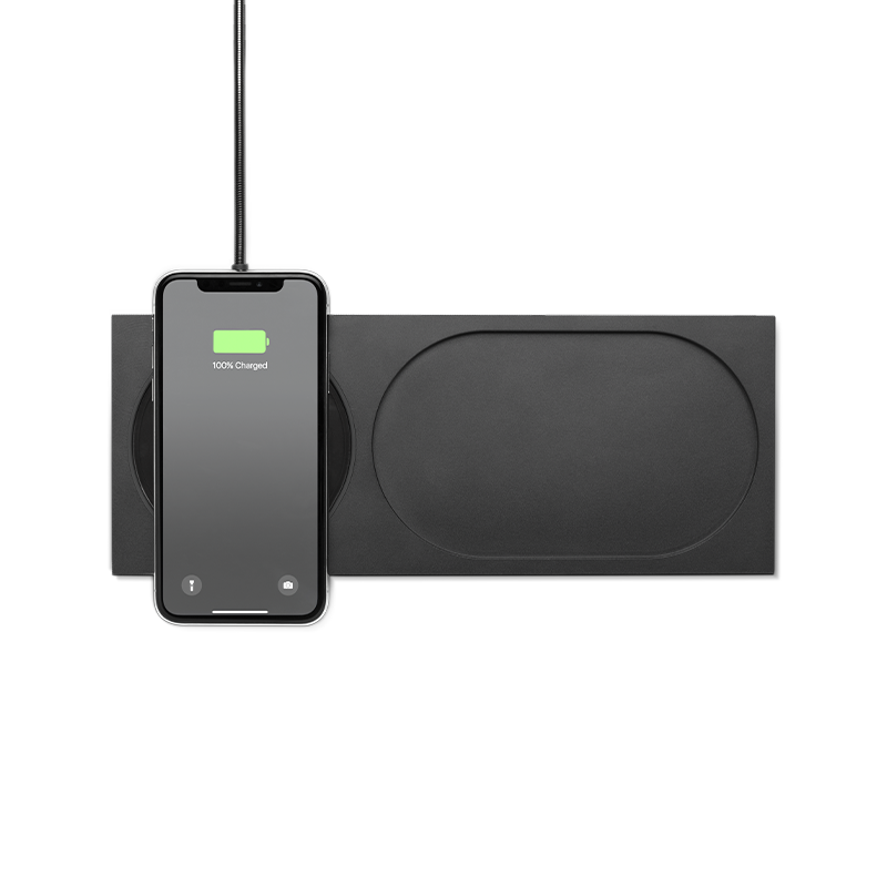 NATIVE UNION ACCESSORIES BLK O/S NATIVE UNION BLOCK WIRELESS CHARGER