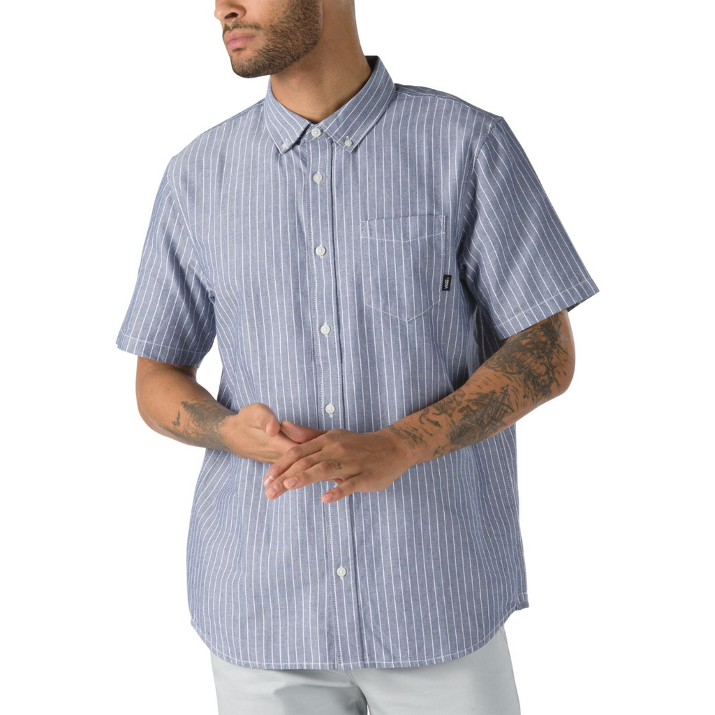 HOUSER SHORT SLEEVE BUTTONDOWN