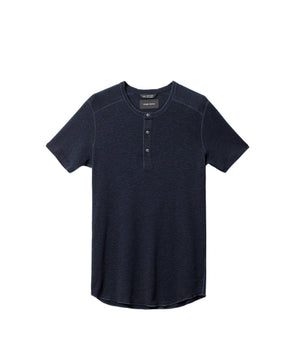 BASE S/S HENLEY