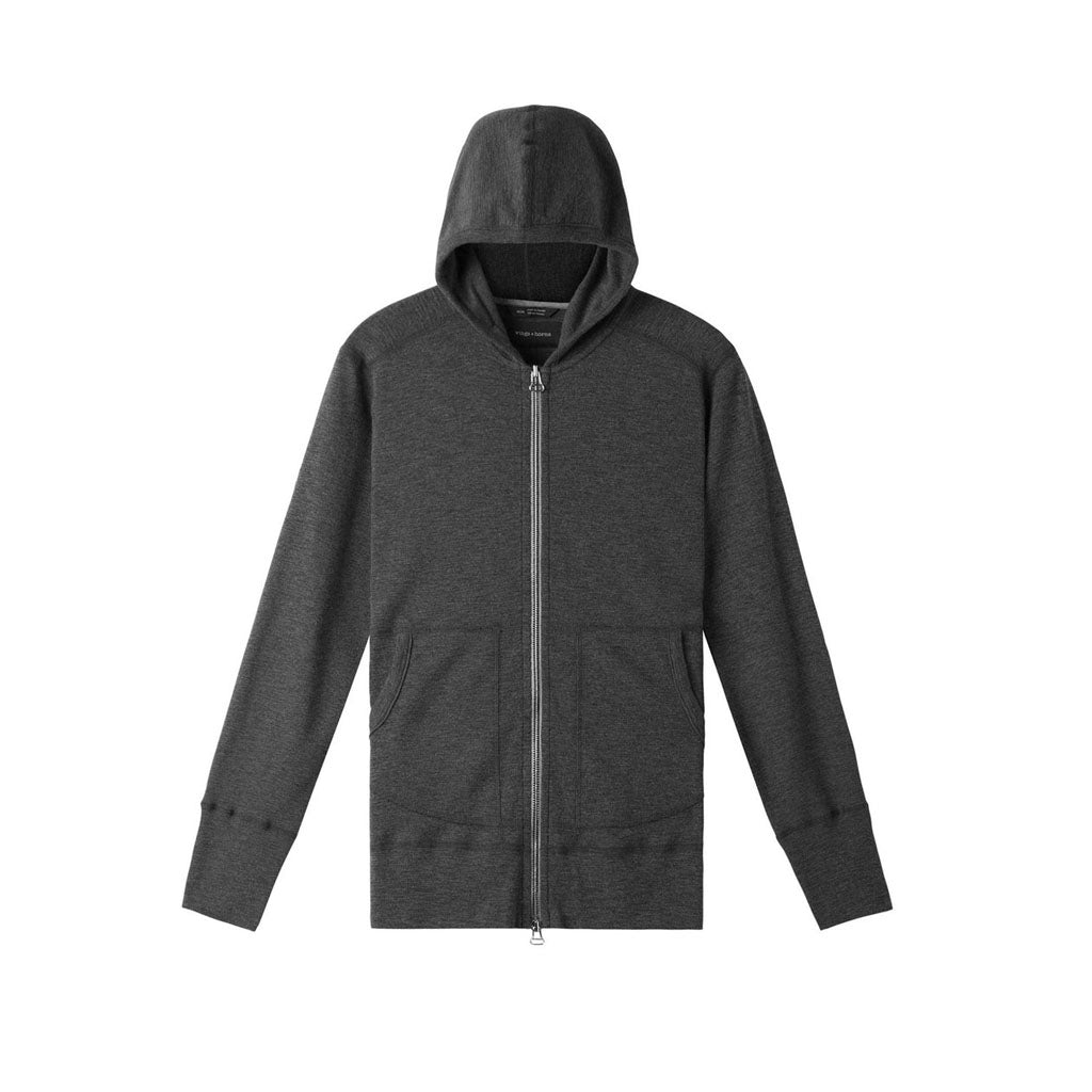 WINGS + HORNS M'S ZIP-UP HOODIES CHA XL BASE ZIP HOODIE