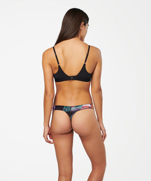 STANCE W'S UNDERWEAR WIDE SIDE THONG SHEER