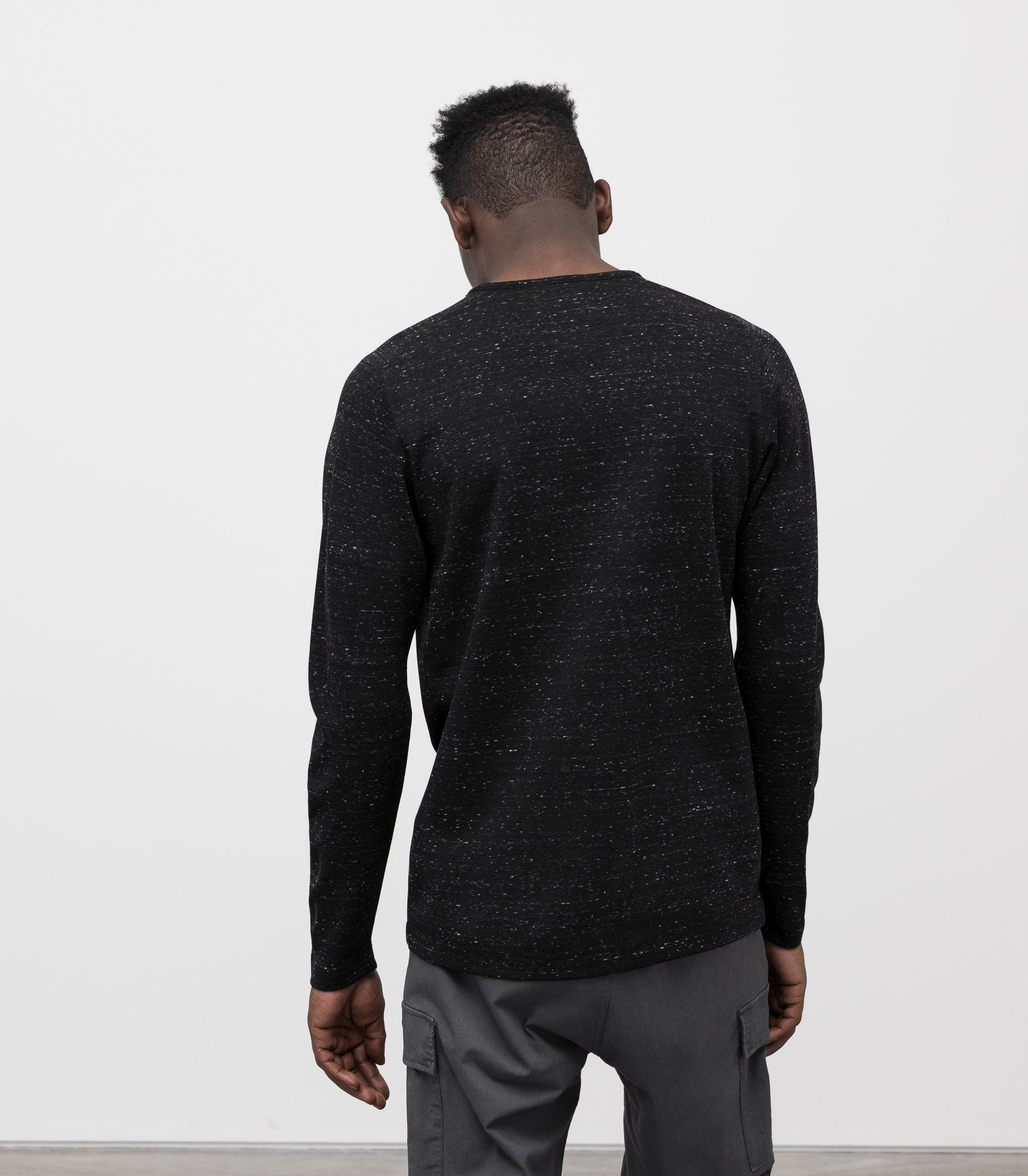 WINGS + HORNS M'S SHIRTS SIGNALS LONG SLEEVE
