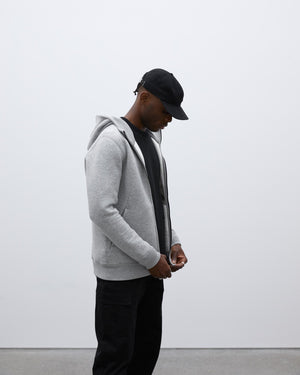 WINGS + HORNS M'S ZIP-UP HOODIES CABIN FLEECE ZIP HOODIE