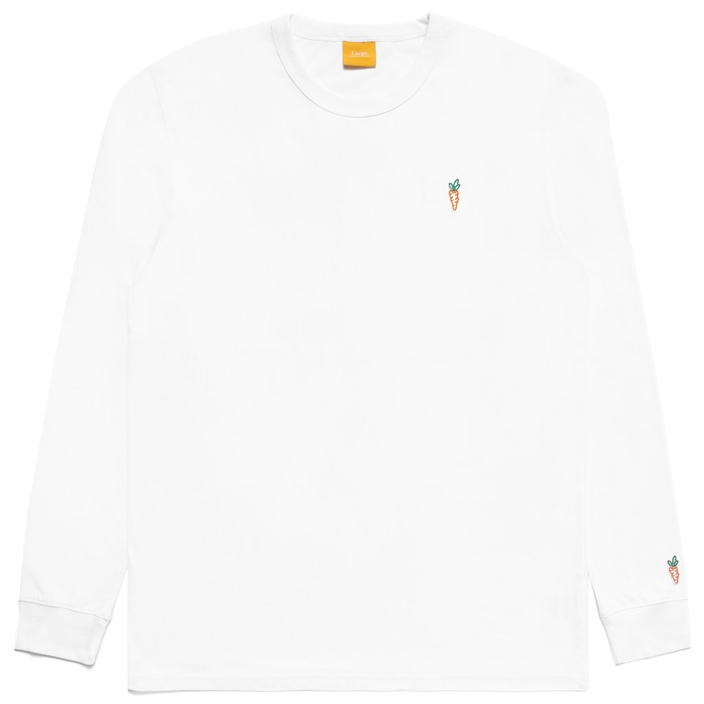 SIGNATURE CARROTS LONG SLEEVE TEE