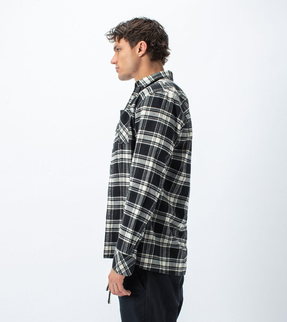 FLANNEL LIGHTWEIGHT LS SHIRT