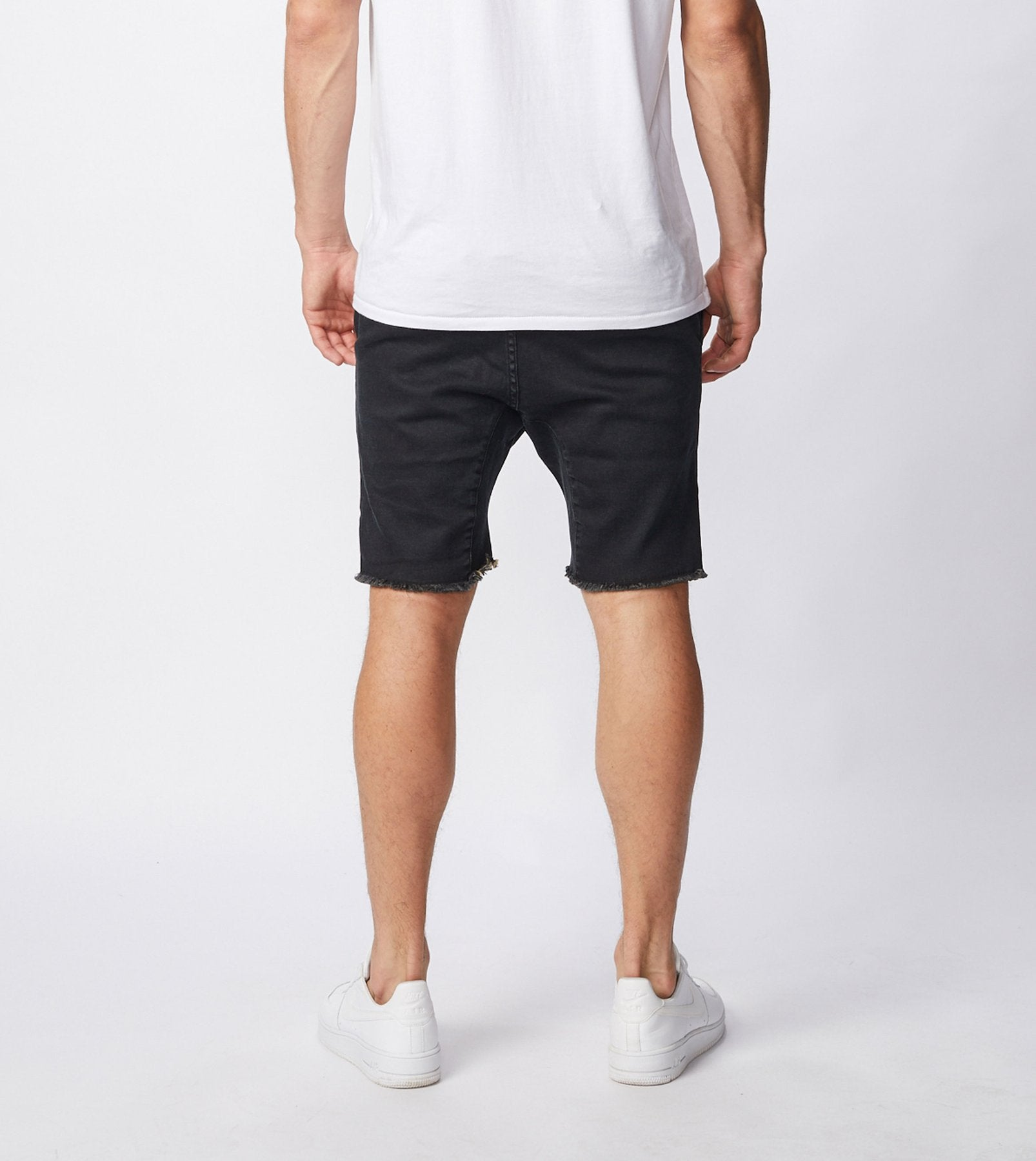 ZANEROBE M'S SHORTS SURESHOT SHORT - BLACK WASH