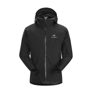 ARC'TERYX M'S OUTDOOR JKT BLACK S ZETA SL JACKET