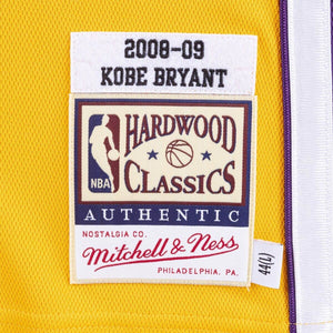 MITCHELL & NESS M'S TANKTOPS AUTHENTIC JERSEY LOS ANGELES LAKERS 2008-09 KOBE BRYANT