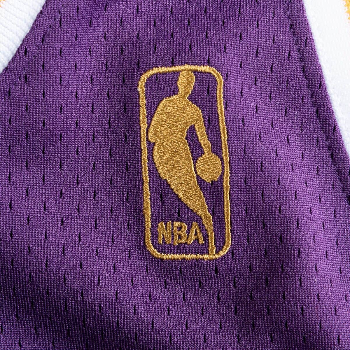 MITCHELL & NESS M'S TANKTOPS AUTHENTIC JERSEY LOS ANGELES LAKERS ROAD 1996-97 KOBE BRYANT