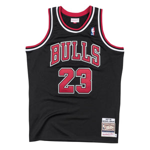 MITCHELL & NESS M'S TANKTOPS AUTHENTIC JERSEY CHICAGO BULLS ALTERNATE 1997-98 MICHAEL JORDAN