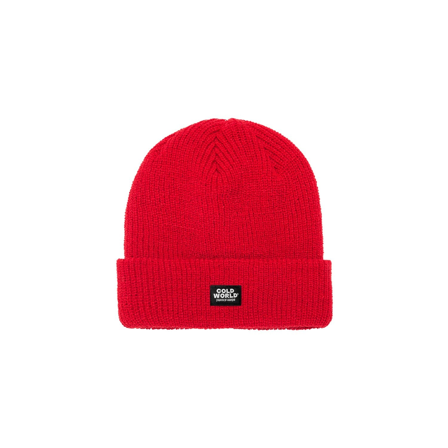 COLD WORLD TOQUES COLD WORLD KNIT BEANIE