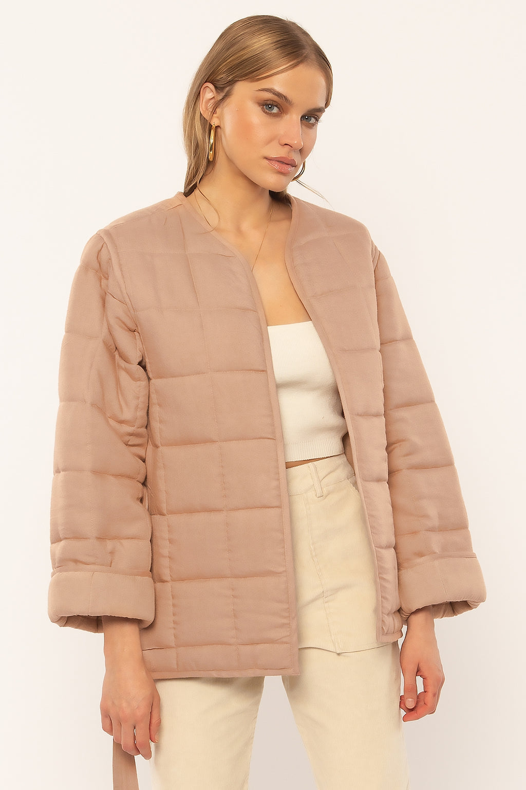 RILO QUILTED JACKET