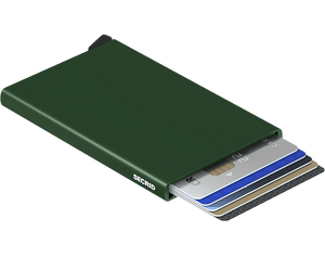 SECRID WALLETS CARDPROTECTOR GREEN