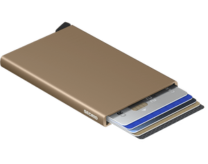 SECRID WALLETS CARDPROTECTOR SAND