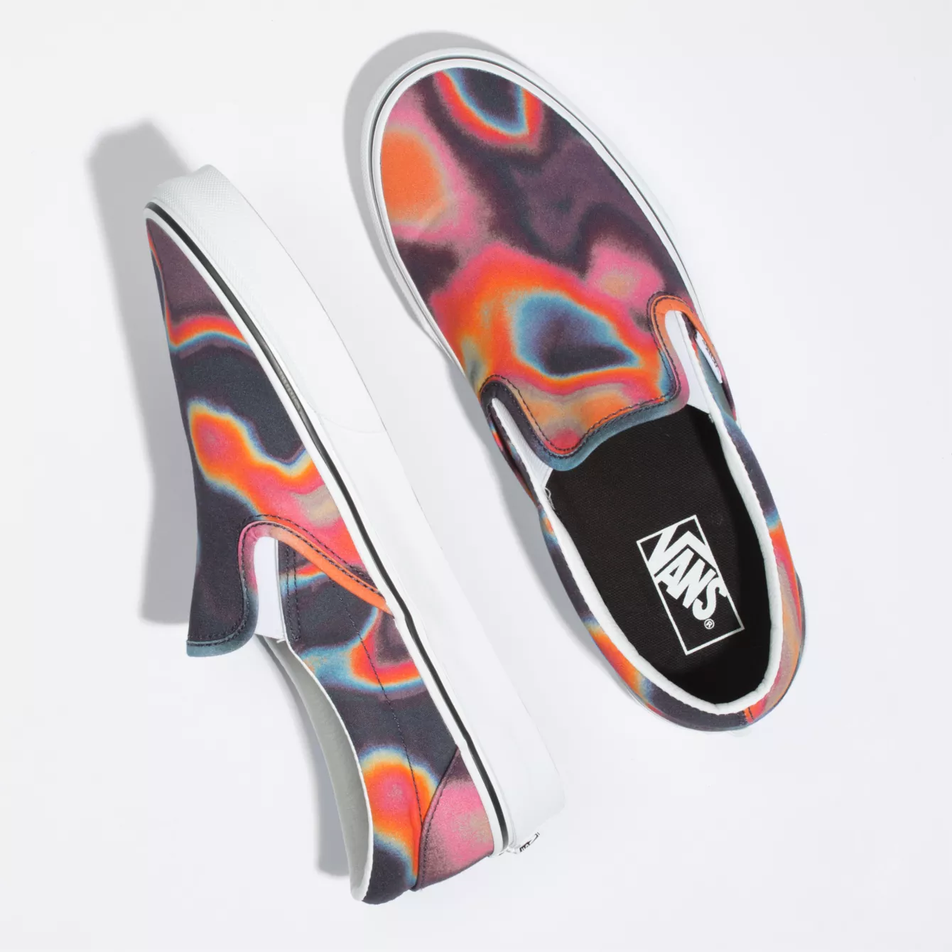 VANS M'S FOOTWEAR DARK AURA SLIP-ON