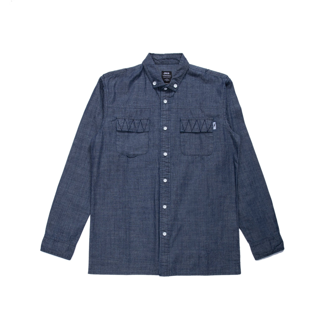 EFRIAN BUTTON UP