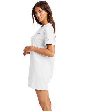 CHAMPION W'S DRESSES BOYFRIEND TEE DRESS