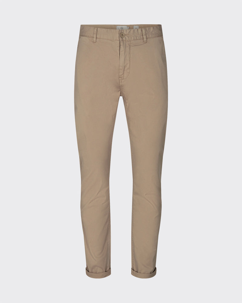 MINIMUM M'S PANTS KHAKI 30 NORTON 2.0 CHINO PANT