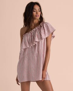 BILLABONG W'S DRESSES RCL XS BILLABONG X SINCERELY JULES RIGHT MINDED MINI DRESS