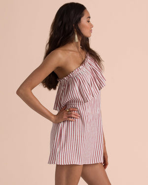 BILLABONG W'S DRESSES BILLABONG X SINCERELY JULES RIGHT MINDED MINI DRESS