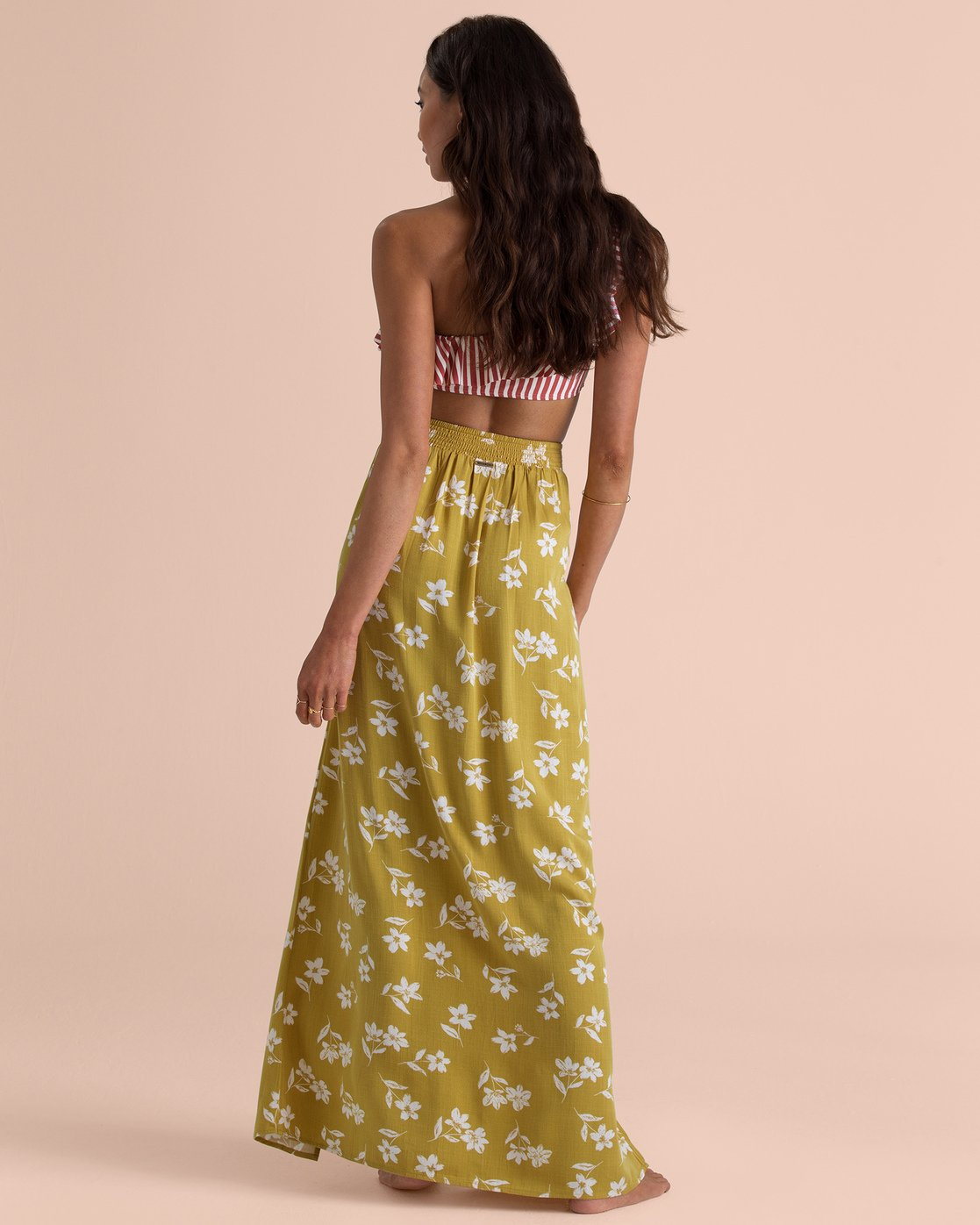 BILLABONG X SINCERELY JULES HIGH HEIGHTS MAXI SKIRT