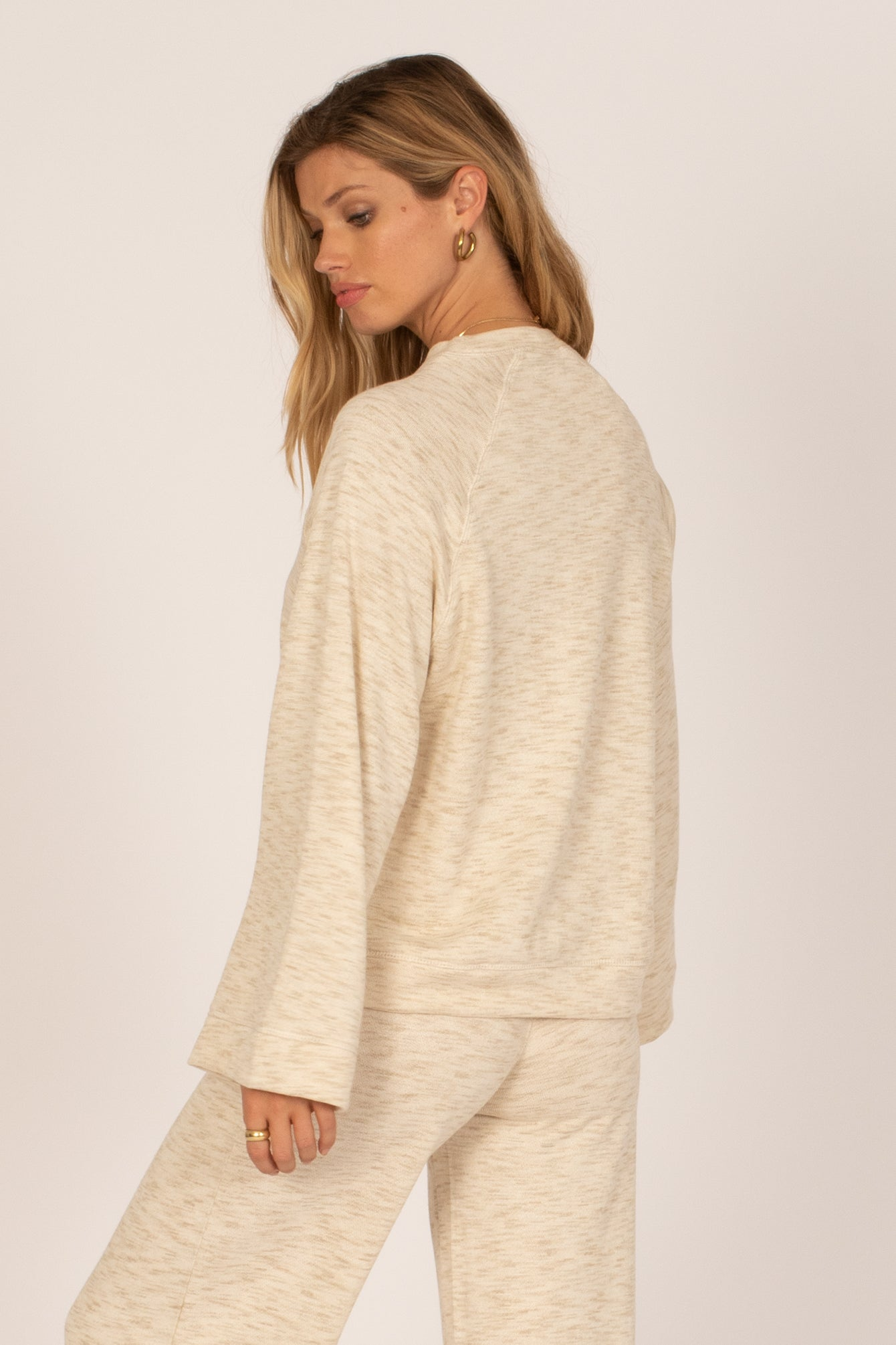 OUT OF OFFICE KNIT PULLOVER